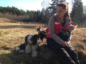 Freja, Mio, jag och Dixon